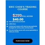 Ultimate Crypto Trading System course By Eric Choe -Make Money Guarantee